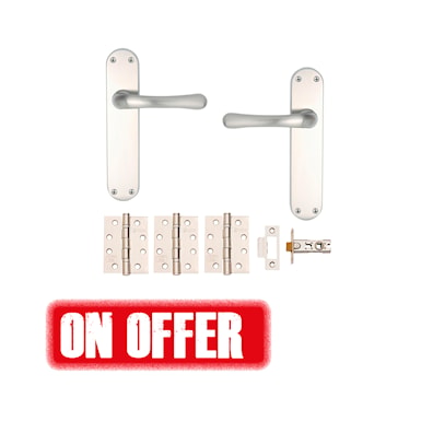 Genoa Latch Door Pack