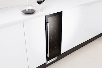 Caple WI3122 Under Counter Single Zone Wine Cooler