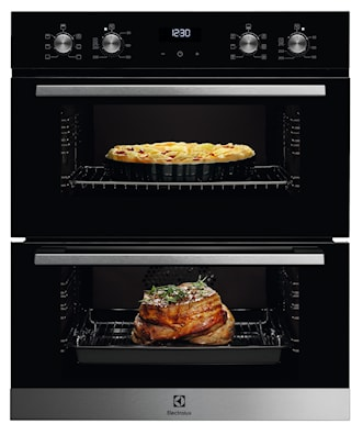 ELECTROLUX KDFEC40UX BUILT-UNDER DOUBLE OVEN