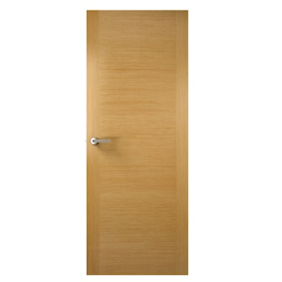 White Oak 2 Stile Veneer Internal Door