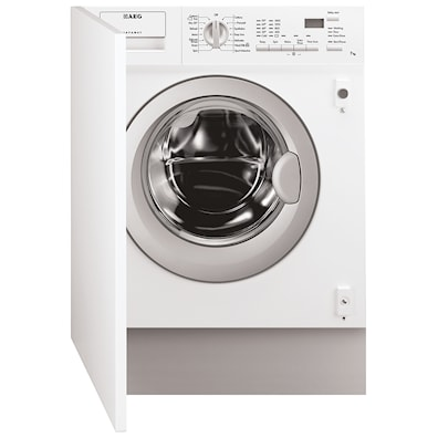 AEG L61470BI Integrated 7kg Washing Machine