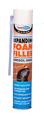 Fill N Fix Expanding Foam Filler