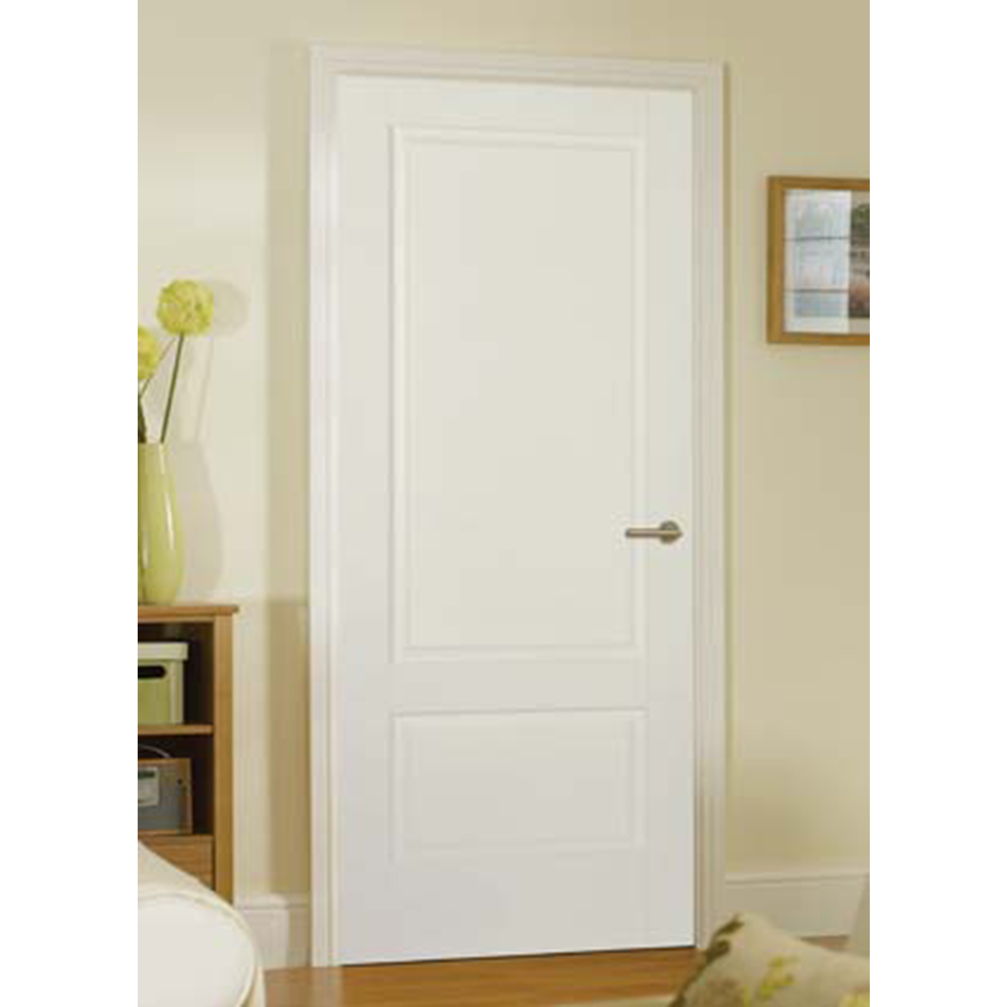 Brooklyn white primed internal door white primedprefinished brooklyn white primed internal door white primedprefinished magnet trade vtopaller Image collections