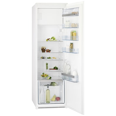AEG SKS61840S1 Integrated Upright Fridge with Ice Box