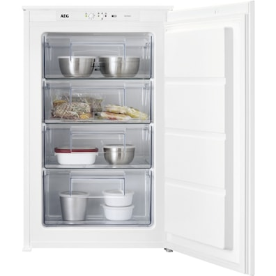 AEG INTEGRATED UPRIGHT FREEZER ABE68821LS
