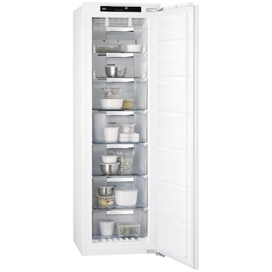 AEG ABK81826NC Integrated Upright Freezer
