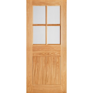 Oak Cottage Stable 4L External Door
