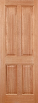 Colonial 4 Panel External Door