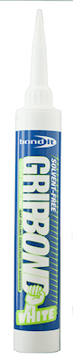 Gripbond Instant Grab Adhesive 'E' Solvent Free