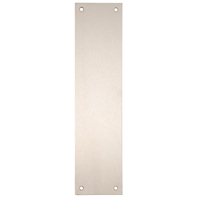 Kick Plate 725X150mm Satin Stainless Steel