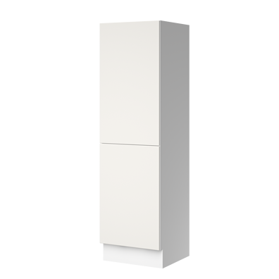 50/50 Fridge Freezer Housing 600mm