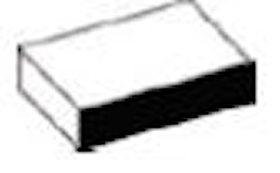 Architrave Primed Square Edge