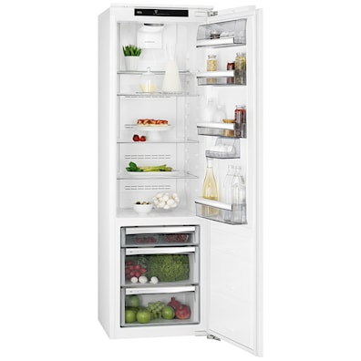 AEG SKK81826ZC Integrated Upright Fridge