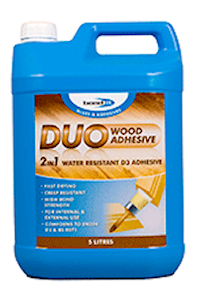 Duo 2 in 1 Wood Glue 1 Litre