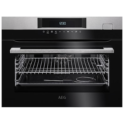 AEG KSK892220M BUILT-IN STEAM PRO COMPACT OVEN
