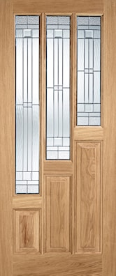 Oak Coventry Elegant External Door